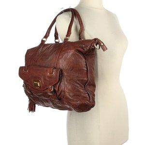 Juicy Couture XL hobo satchel carryall